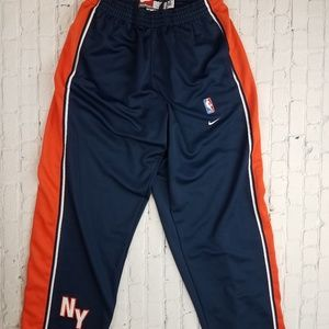 Nike New York Knicks 1978 Throwback Warm Up Pants